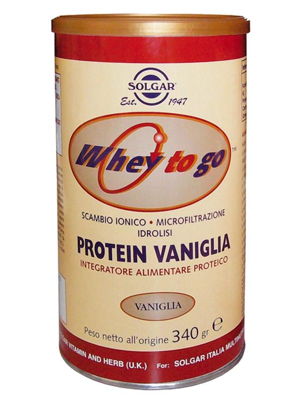 Protein Vaniglia