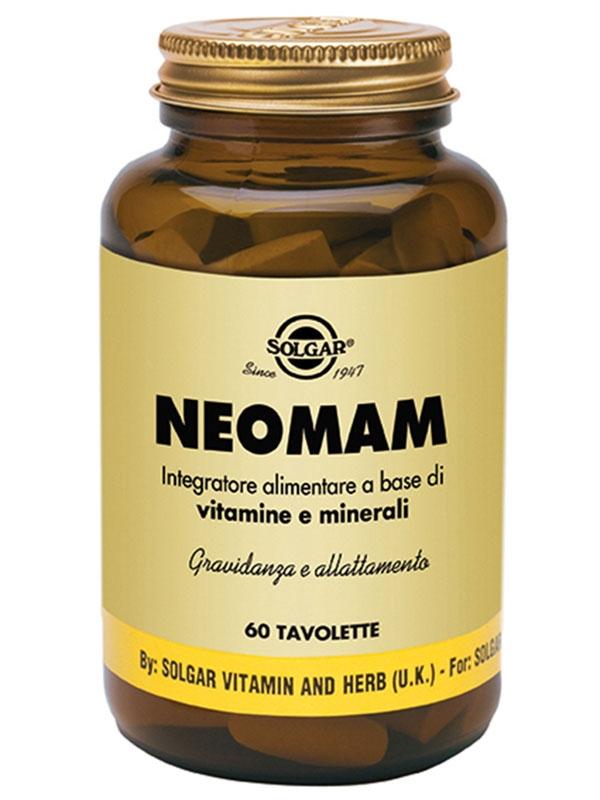 Neomam - 120 Tavolette