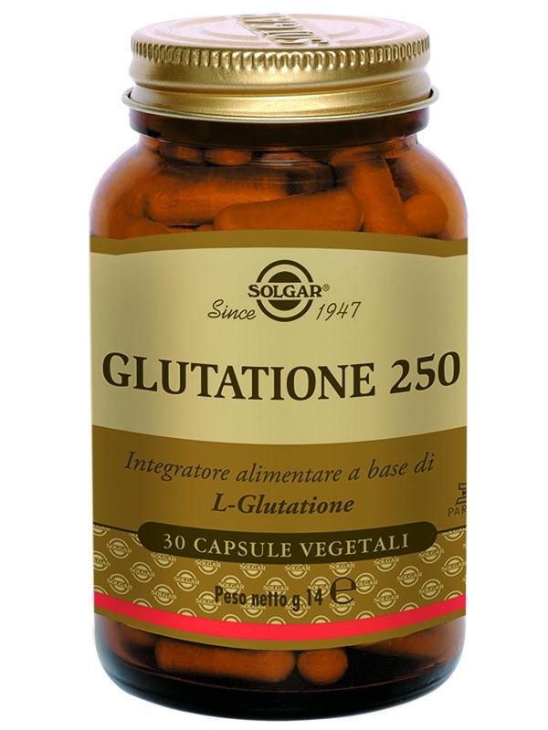 Glutatione 250