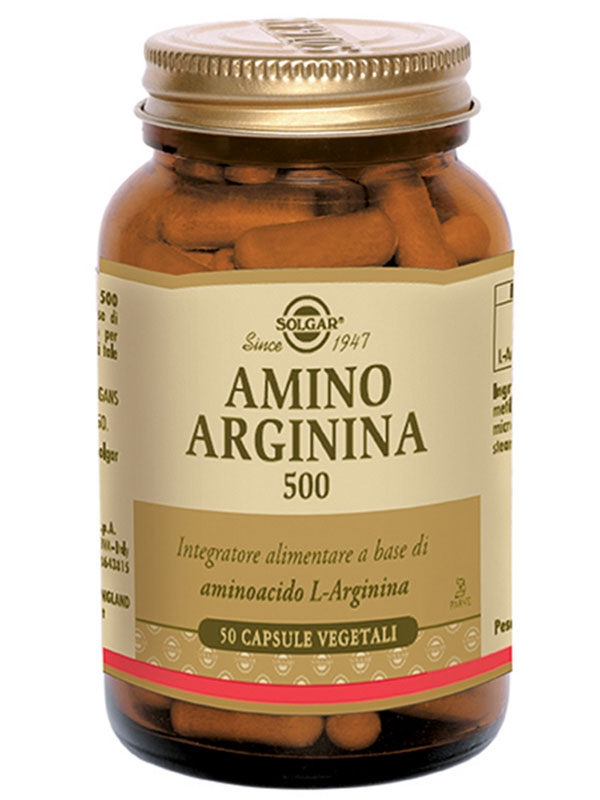 Amino Arginina 500