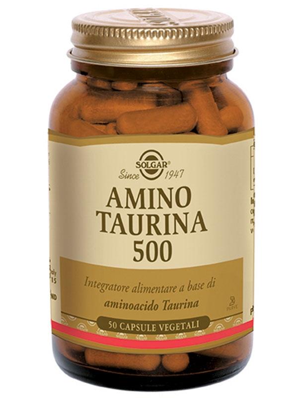 Amino Taurina 500