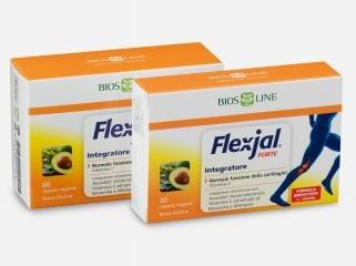 Flex-jal® Forte Integratore - 60 capsule