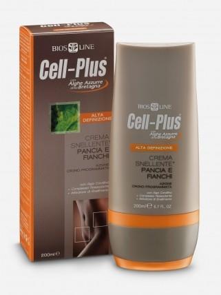 Cell-Plus® Alta Definizione – Crema Snellente* Pancia e Fianchi