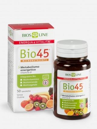 Bio45 - 100 tavolette