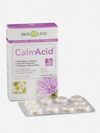 CalmAcid - 40 tavolette