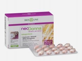 NeoDonna Isoflavoni Integratore - 60 compresse