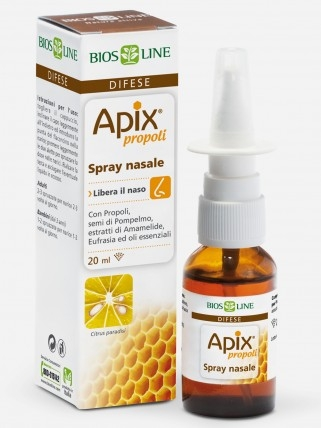 APIX® PROPOLI Spray Nasale
