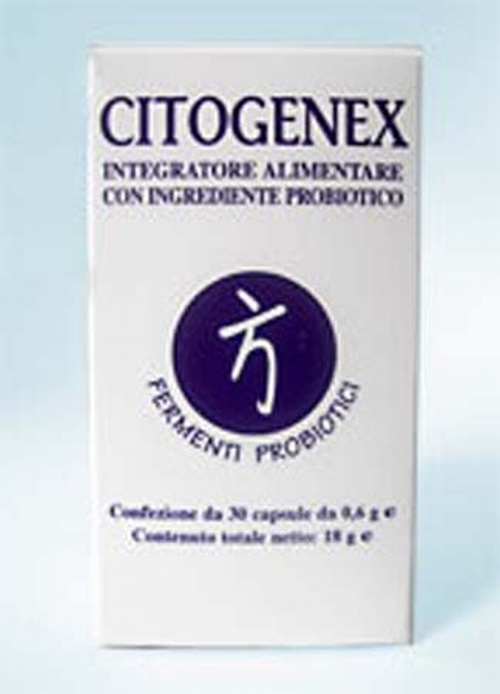 Citogenex 30 capsule