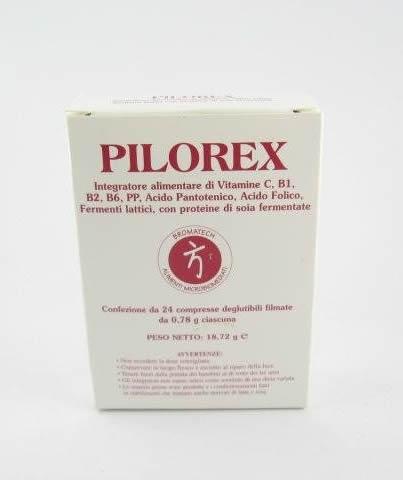 Pilorex 24 capsule