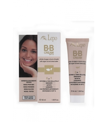 BB CREAM - tono scuro