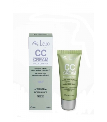 CC Cream - tono scuro