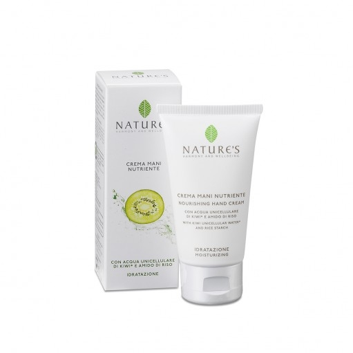 ACQUE UNICELLULARI - CREMA MANI NUTRIENTE