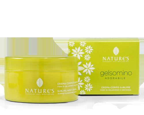 GELSOMINO ADORABILE - CREMA CORPO SUBLIME 200 ml