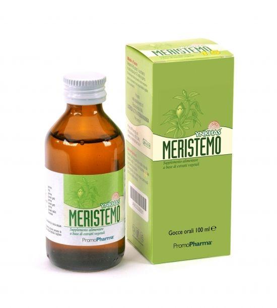 Meristemo 15: Drenaggio metabolico