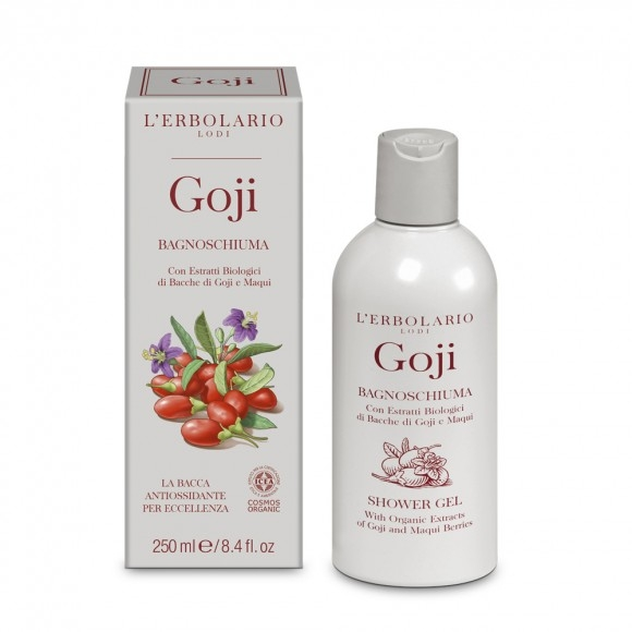 Goji - Bagnoschiuma