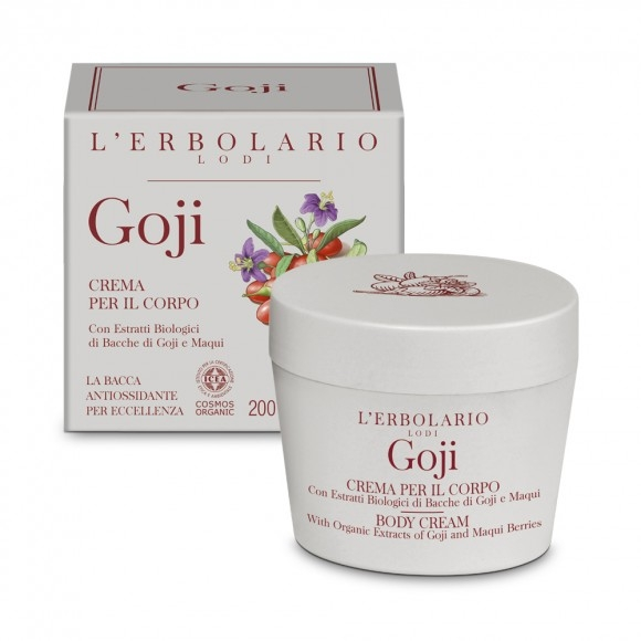 Goji - Crema per il Corpo