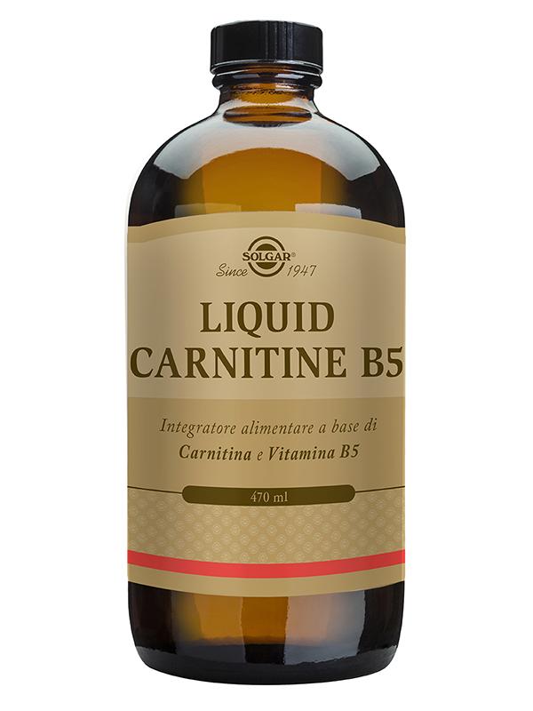 Liquid Carnitine B5