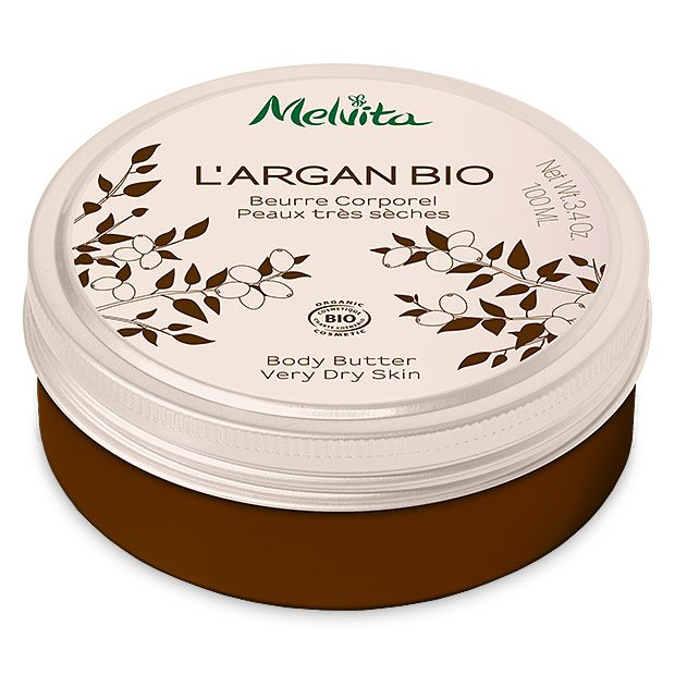 BODY BUTTER OLIO DI ARGAN
