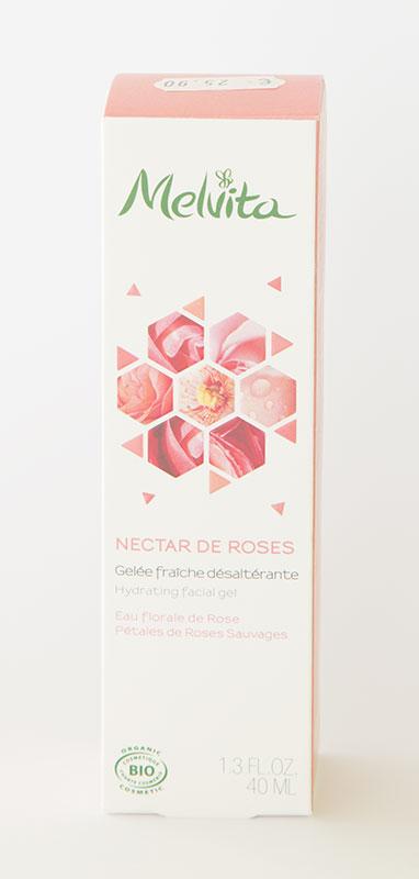 NECTAR DE ROSES ® - GEL VISO IDRATANTE