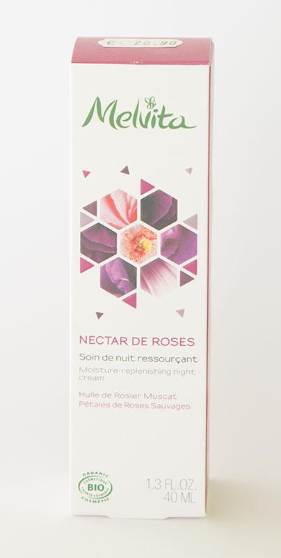 NECTAR DE ROSES® - CREMA NOTTE IDRATANTE