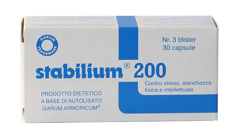 Stabilium - 30 Capsule