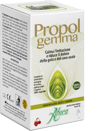 PROPOLGEMMA - SPRAY NO ALCOOL ADULTI E BAMBINI