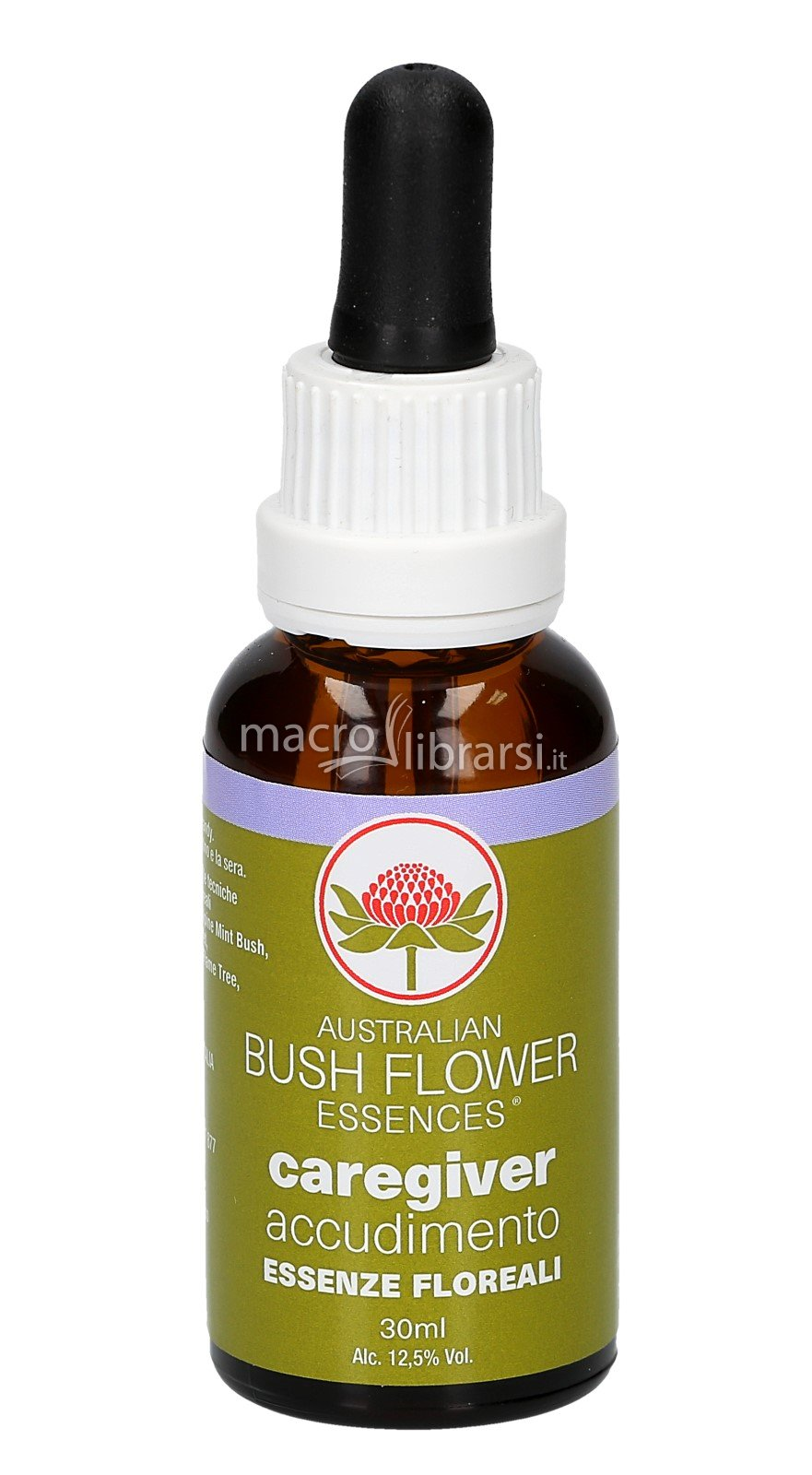 bush flower caregiver