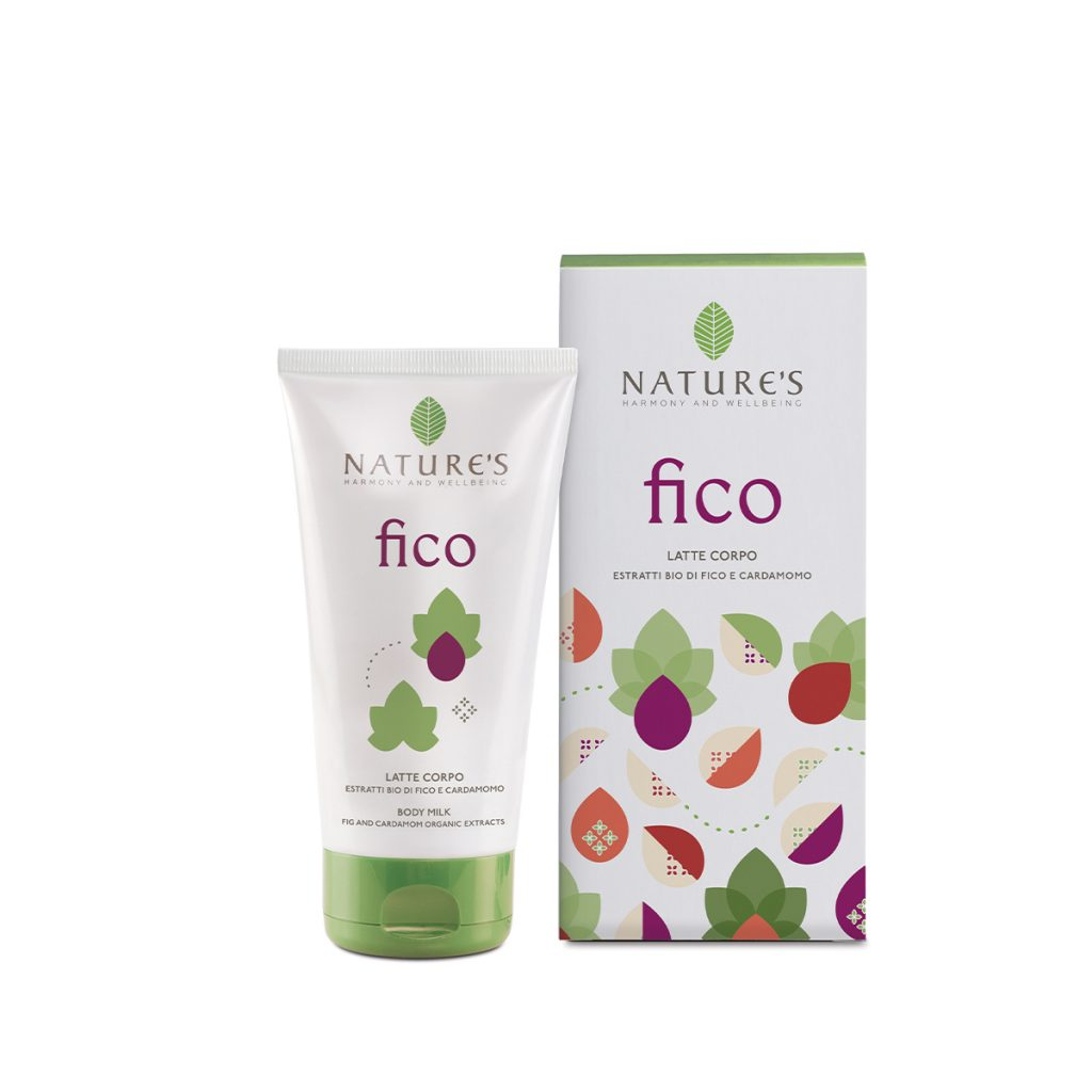 Latte Corpo Fico 150 ml