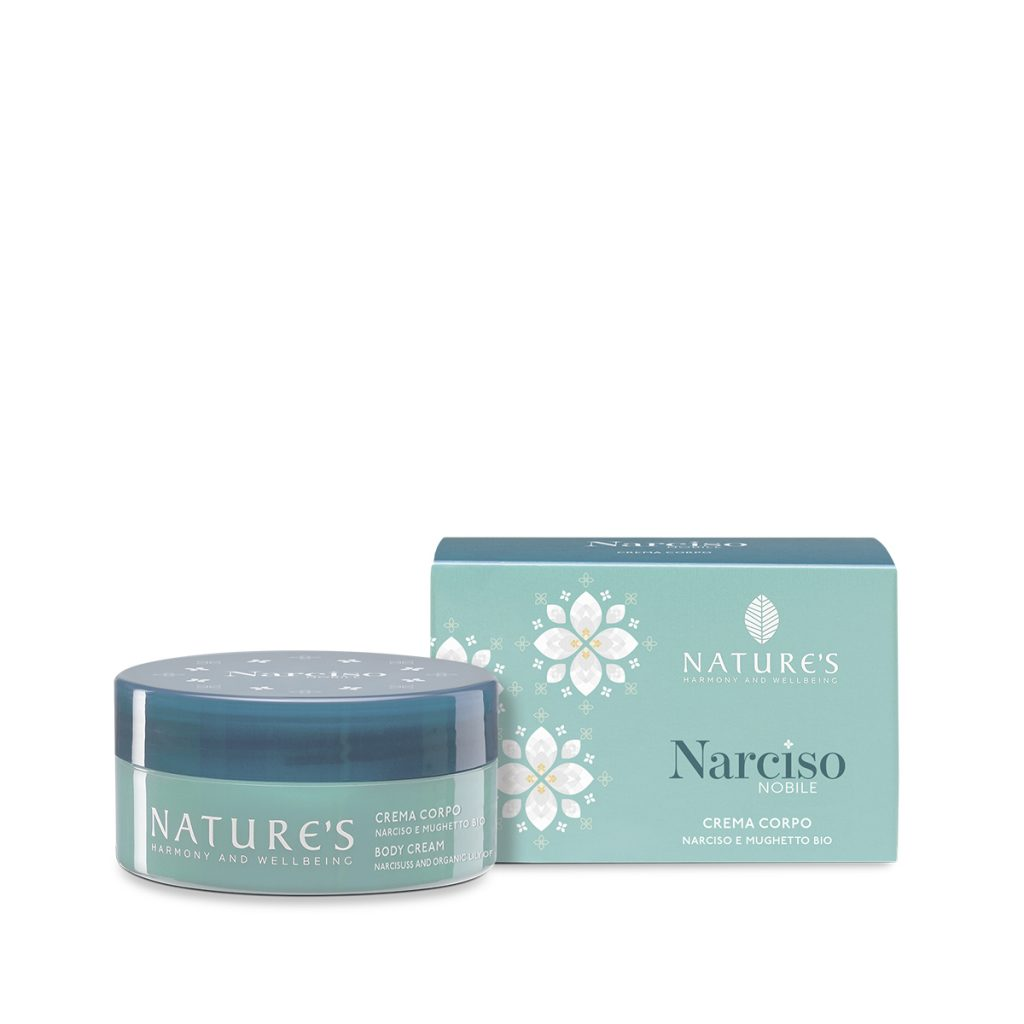 Crema Corpo Narciso Nobile 100 ml