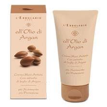 Crema Mani Antietà all'olio di Argan
