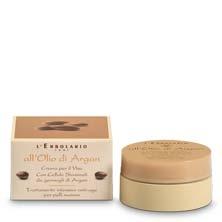 Crema per il viso all'olio di Argan - Trattamento intensivo anti-age per pelli mature
