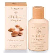 Olio&Olio per capelli all'Argan
