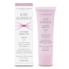 CC Cream Crema Viso: miele - Acido Ialuronico