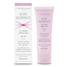 CC Cream Crema Viso: caramello - Acido Ialuronico