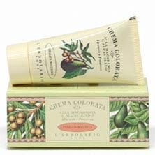 Crema Colorata alla Macadamia e all'Avocado - tonalità Nocciola