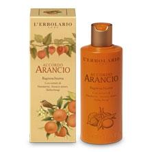 Bagnoschiuma - Accordo Arancio