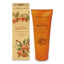 Crema Fluida per il corpo - Accordo Arancio