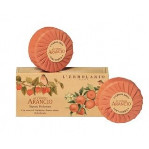 Sapone profumato - Accordo Arancio
