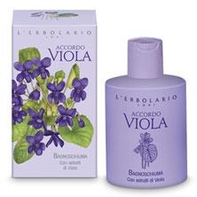 Bagnoschiuma - Accordo Viola