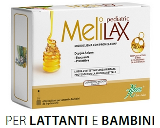MELILAX PEDIATRIC