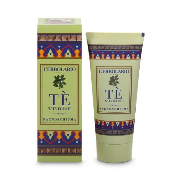 Bagnoschiuma - Tè Verde