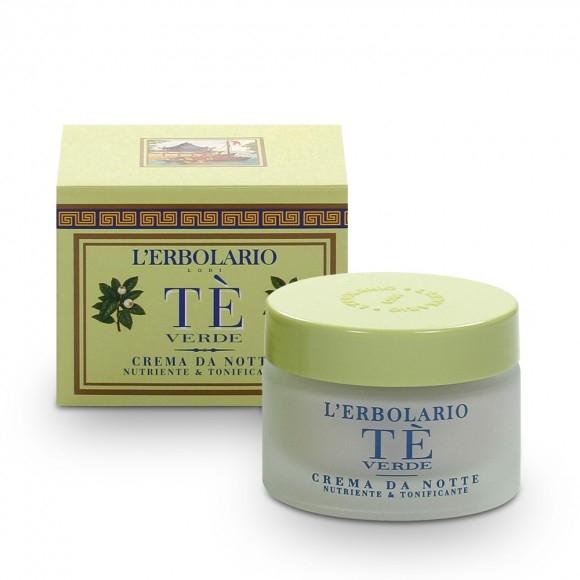 Crema da Notte - Tè Verde