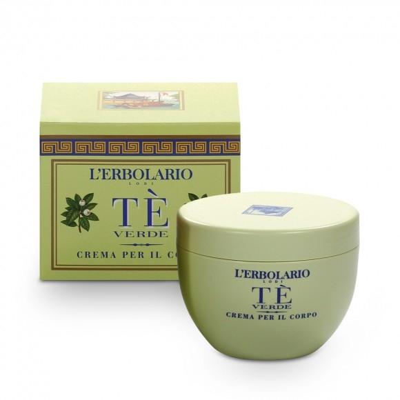 Crema per il Corpo - Tè Verde