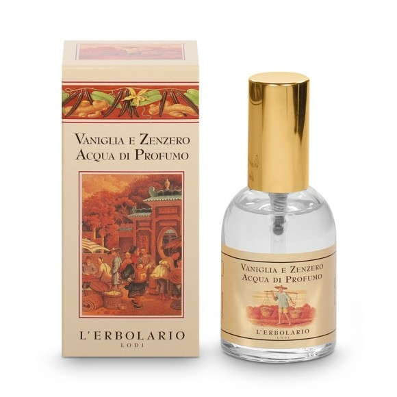 Acqua di Profumo - Vaniglia e Zenzero