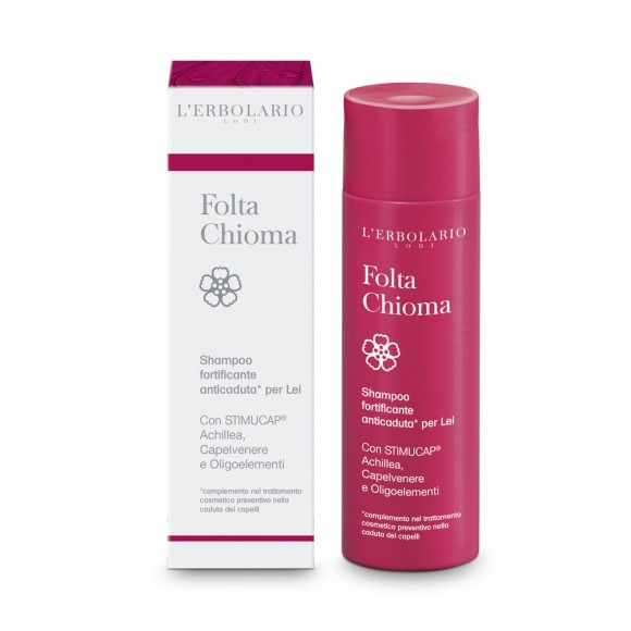 Shampoo fortificante anticaduta* per Lei
