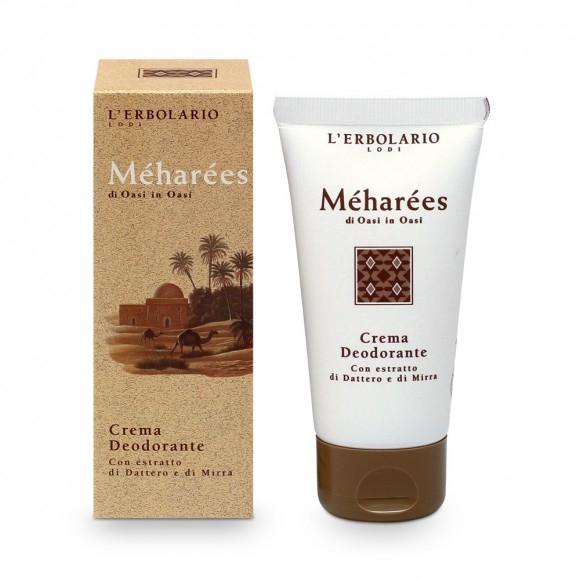 Crema Deodorante - Méharées