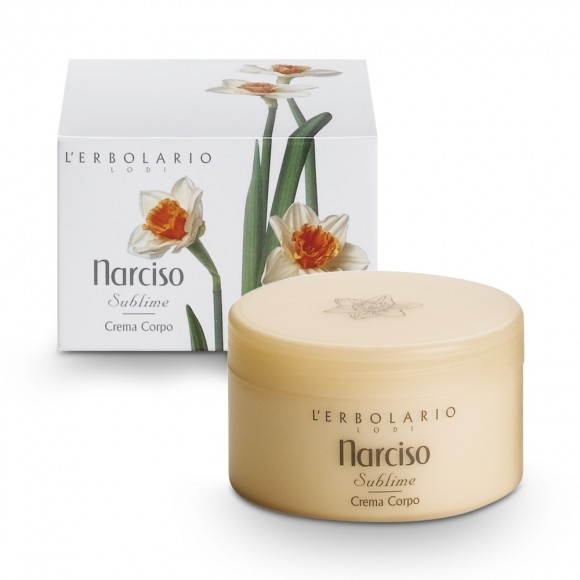 Crema Corpo - Narciso Sublime