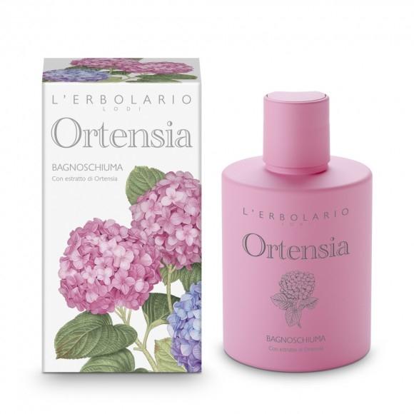 Bagnoschiuma - Ortensia