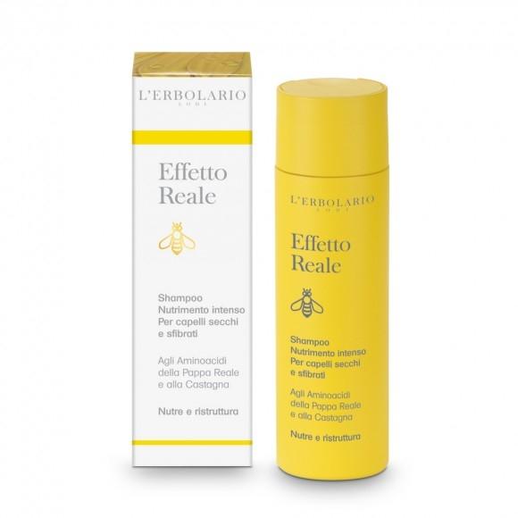 Shampoo nutrimento intenso - Effetto Reale