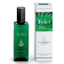 Deodorante Felci
